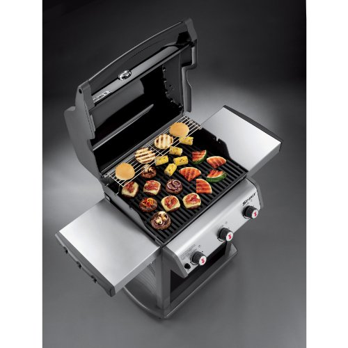 Weber-46510001-Spirit-E310-Liquid-Propane-Gas-Grill-Black