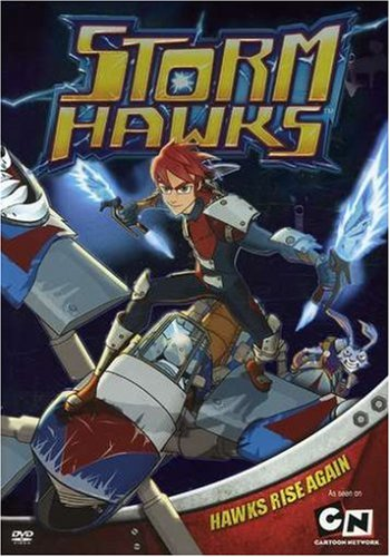Storm Hawks: Hawks Rise Again - Sunglasses Childs Amy