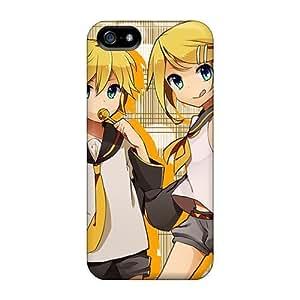 [dTn3705lVpZ]premium Phone Case For Iphone 6 4.7/ Len Kagamine Rin Kagamine Tpu Case Cover