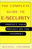 E-Security, Michael Chesbro, 0806522798