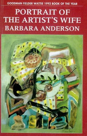 book cover of Portrait of the Artist\'s Wife