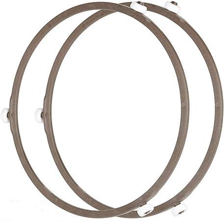 Amazon.com: 2 piezas de soporte giratorio para horno de ...