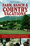 img - for Farm, Ranch and Country Vacations in America book / textbook / text book