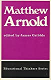 img - for Matthew Arnold book / textbook / text book