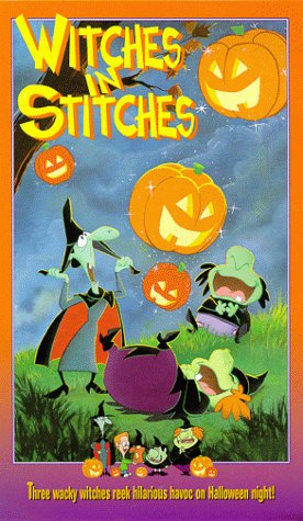 Witches in Stitches [VHS] -