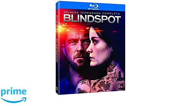 Blindspot Temporada 1 Blu-Ray [Blu-ray]: Amazon.es: Jaimie ...