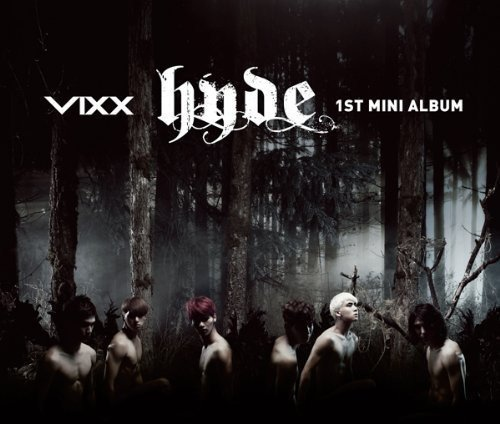 CD : Vixx - Hyde (Asia - Import)