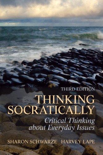 Thinking Socratically (3rd Edition)