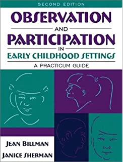 Using observation in early childhood education marian c marion observation and participation in early childhood settings a practicum guide 2nd edition fandeluxe Images
