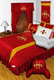 NCAA Iowa State Cyclones - Comforter - Queen and Full Size