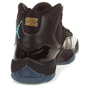 ... Nike Mens Air Jordan 11 Retro Black Gamma Blue Leather. upc  886737211205 product image1. upc 886737211205 product image2. upc  886737211205 product ... d02326173