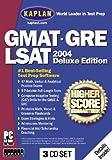 Kaplan's GMAT/GRE/LSAT/ Deluxe