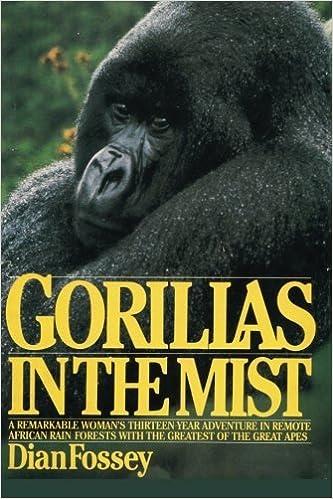 Book Gorillas in the Mist by Dian Fossey (2014-12-28)
