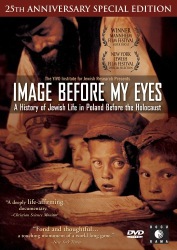 Image Before My Eyes - A History of Jewish Life in Poland Before the Holocaust by New Video Group, Inc.
