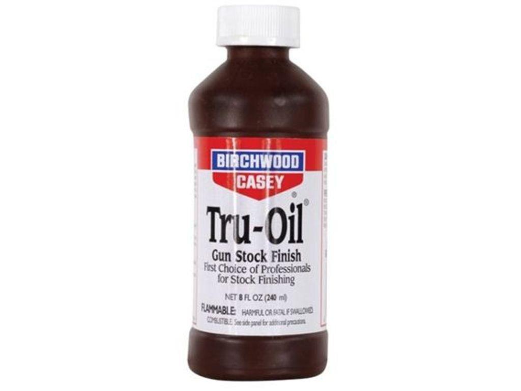 Birchwood Casey True-Oil Stock Finish 8-Ounce Liquid 23035