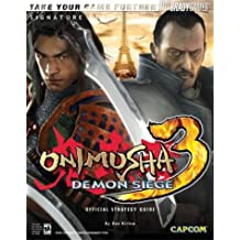 Onimusha(tm) 3: Demon Siege Official Strategy Guide