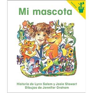 Early Readers: Mi mascota (Spanish Edition)