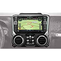 Alpine Electronics X209-WRA-OR 9 Restyle Navigation System with Off-Road Mode & Apple CarPlay & Android Auto for The Jeep Wrangler (2011-2018)
