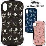 【カラー:ドナルドダック】iPhone XS MAX ディズニー ハイブリッド ガラス ケース カード収納 キャラクター ソフトケース ハードケース ハード シリコン グッズ ミッキー ミニー ドナルド アイフォン XSmax iphonexsmax 6.5inch テンエスマックス スマホケース スマホカバー s-gd_7a762