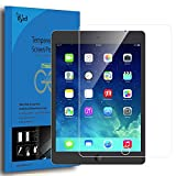 iPad Air Screen Protector,HQTech Premium Tempered Glass Screen Protector Film for Apple iPad Air 1, 2 and iPad Pro 9.7 - 3500