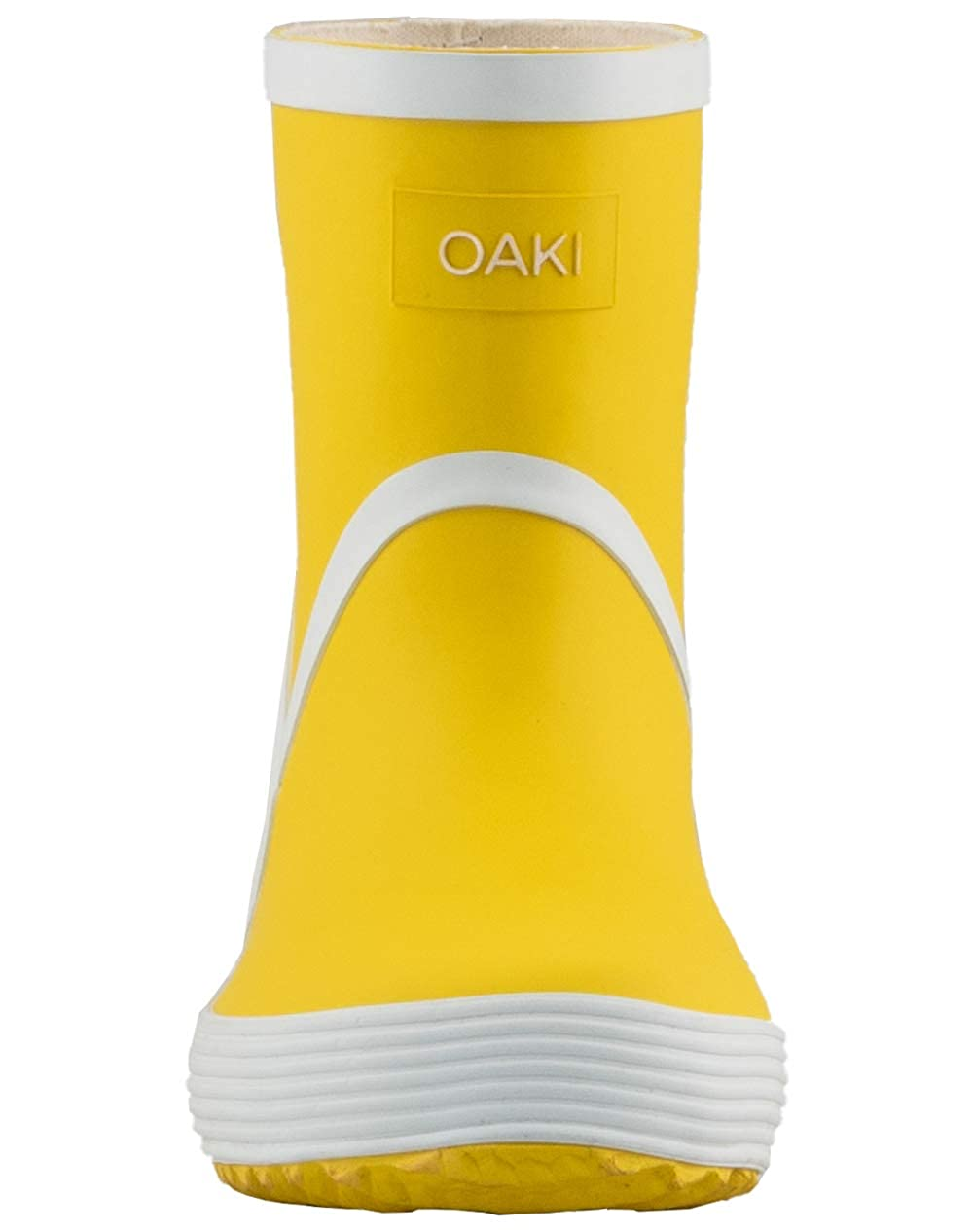 OAKI Kids and Toddlers Euro Rain Boot Ultra Strong /& Lightweight