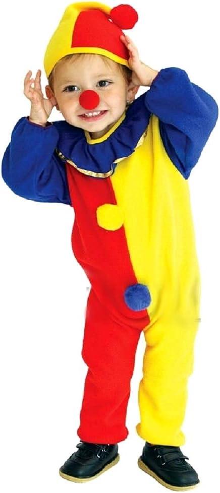Disfraz de payaso - circo - disfraces para niños - halloween ...