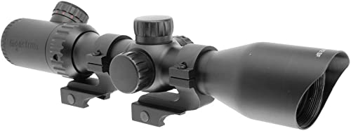 Monstrum Tactical 3-12x42 AO Rifle Scope