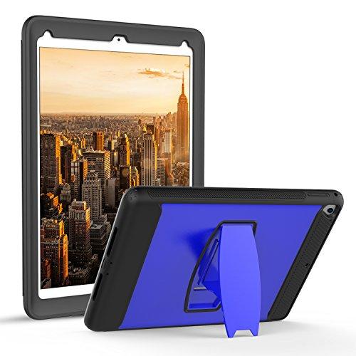 "New iPad 9.7"" Case, Beimu 3in1 Combo Hybrid Heavy Duty Full-"