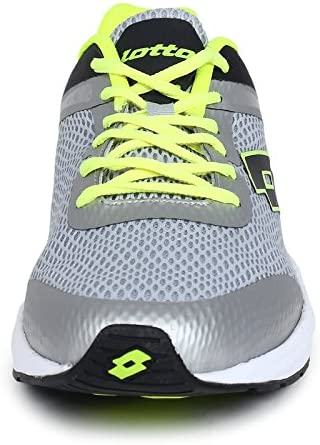 Speed 3.0 Silver \u0026 Lime Running Shoes