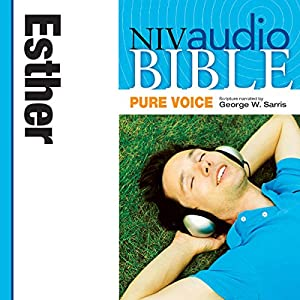 NIV Audio Bible, Pure Voice: Esther Audiobook