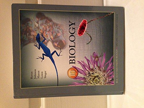 raven johnson biology 10th edition pdf
