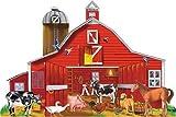 Melissa & Doug Farm Friends 32 pc Floor Puzzle thumbnail
