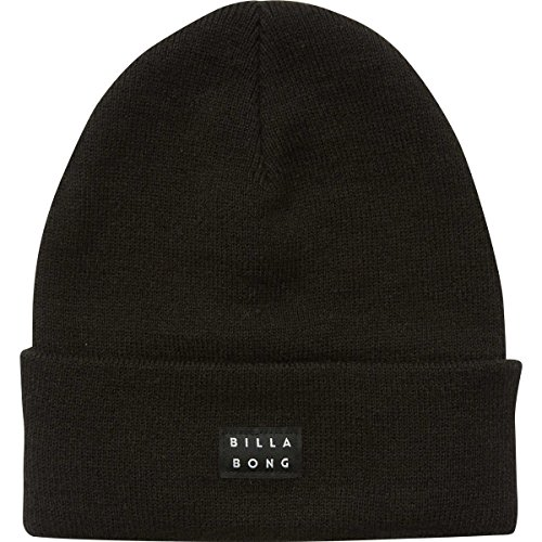 Billabong Men's Disaster '18 Beanie Hats,One Size,Black