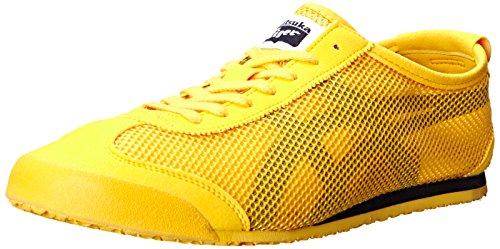 brand new 79cf3 815b5 Onitsuka Tiger Mexico 66 Fashion Sneaker, Gold Fusion/Black ...