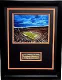 NFL Cleveland Browns First Energy Stadium Picture Frame, Medium, Black