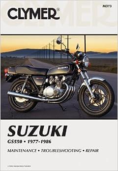 Suzuki GS550 77-86