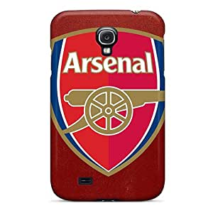 Scratch Protection Hard Cell-phone Case For Samsung Galaxy S4 With Support Your Personal Customized High Resolution Arsenal Similar Series ChristopherWalsh