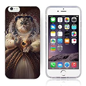 "Animal Art Illustration Pattern HD Durable Hard Plastic Case Cover for iphone 6(4.7"")"