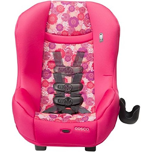 Cosco Scenera NEXT Convertible Car Seat (Orchard Blossom Pink) by WM Cosco Products (Image #2)