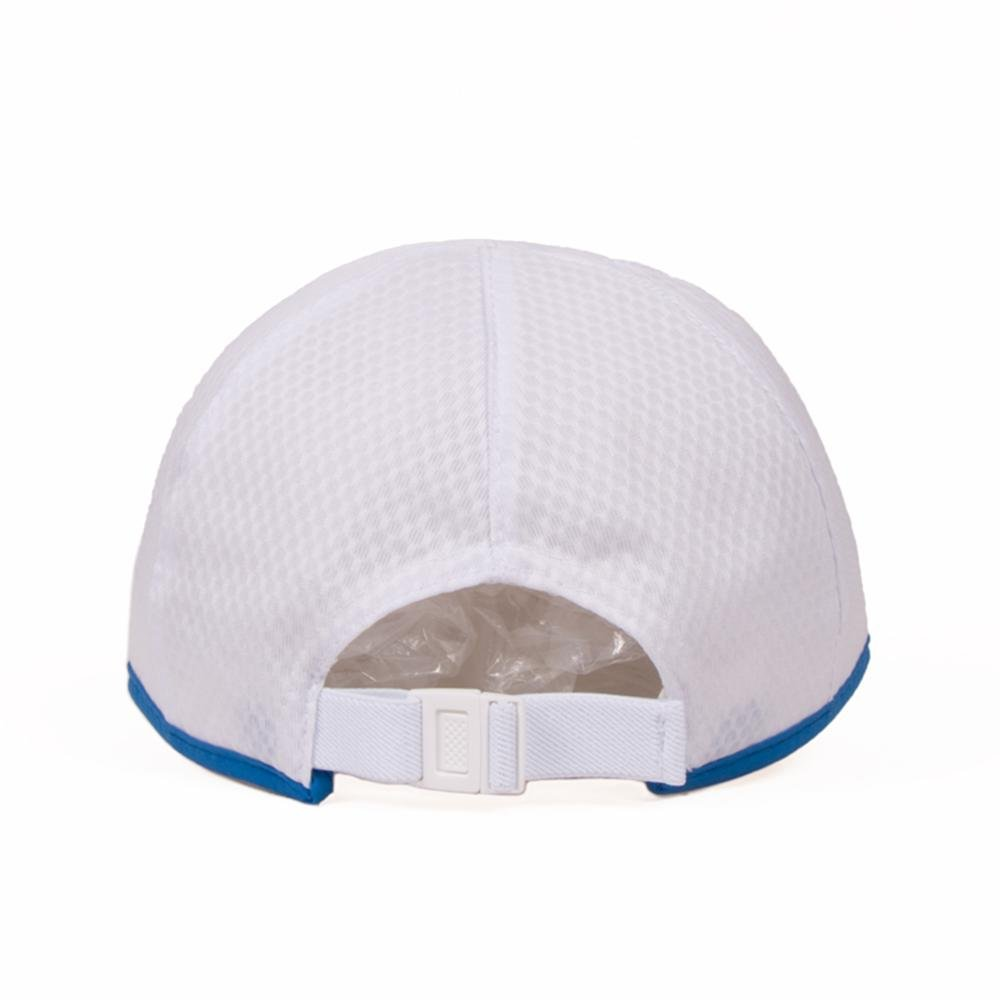 None Outdoor Leisure Summer Mesh Quick Dry Breathable Sports Cap Adjustable