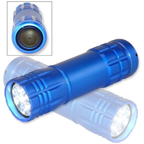 Neiko Super Bright Heavy Duty Aluminum Flashlight