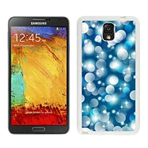 Hot Sell Design Merry Christmas White Samsung Galaxy Note 3 Case 3