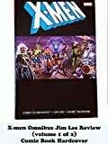 Review: X-men Omnibus Jim Lee Review (volume 1 of 2) Comic Book Hardcover