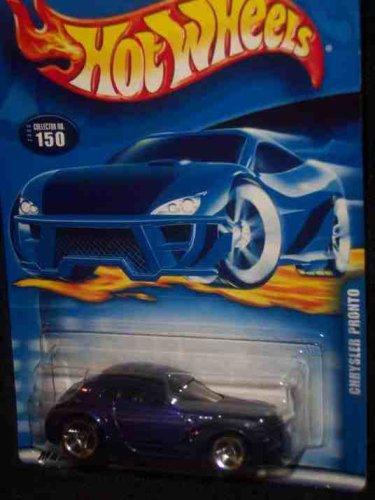 #2000-150 Chrysler Pronto Collectible Collector Car Mattel Hot Wheels 1:64 Scale
