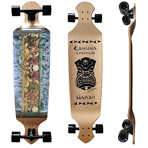 Kahuna Creations Drop Deck Longboard - Island Lifestyle