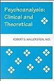 Psychoanalysis, Robert S. Wallerstein, 082365219X