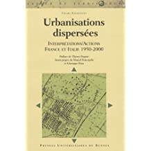 URBANISATIONS DISPERSEES