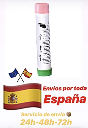 CASES SPAIN Bote Bengala ROJA DE Humo 60 Segundos, FOTOGRAFIA ...
