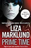 Prime Time by Liza Marklund front cover
