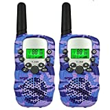 Hunting Toys for 7-8 Year Old Girls, Tisy Long Range Two Way Radios for Teen Christmas Birthday Presents Gifts for 3-12 Year Old Girls Stocking Fillers DJ06
